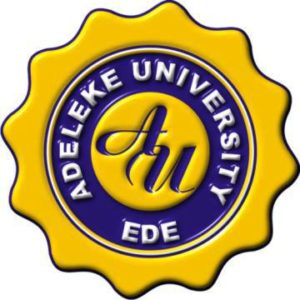 Adeleke University Notice