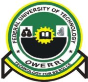 FUTO 2015/2016 PRE-DEGREE EXAM TIME-TABLE FOR 2ND SEMESTER RELEASED