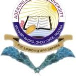 AAUA Pre-Degree Form For Admission Into 2017/2018 Out – How To Apply