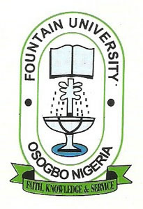 fountain university 2015/2016 results