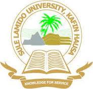sule lamido university first semester resumption date