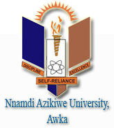 unizik logo