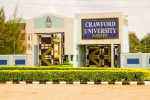 crawford university admission list