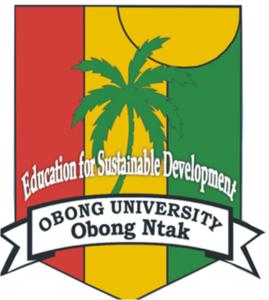 obong university academic calendar