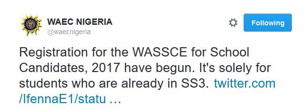 waec 2017/2018