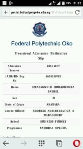 oko poly admission