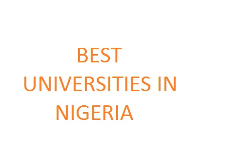 Best federal Universities