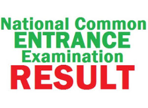 Ncee Result