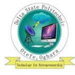 otefe Oghara Poly logo