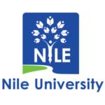 nile university official logo