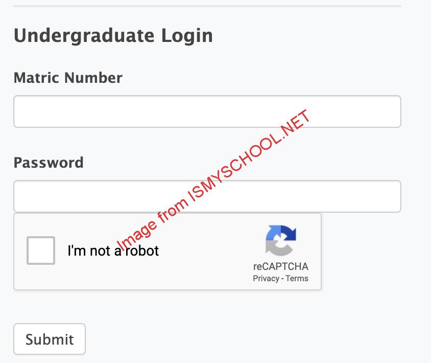 fugashua student portal login page