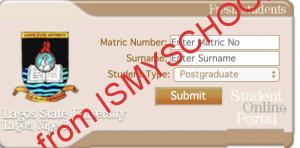 lasu postgraduate portal