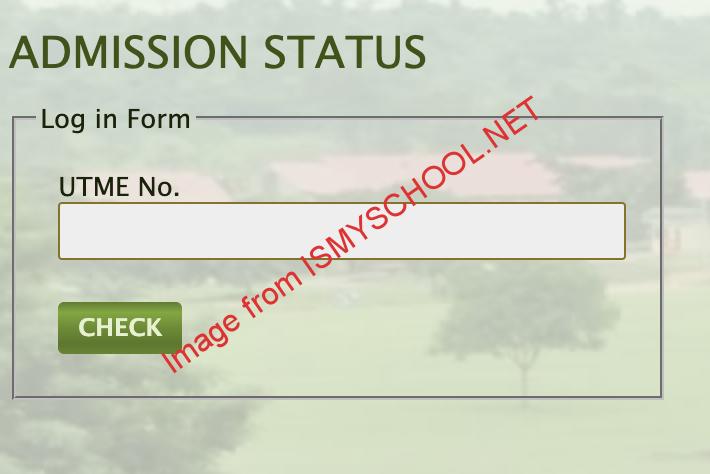 funaab admission portal