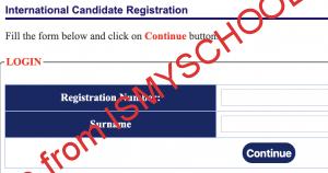 unilorin international student portal