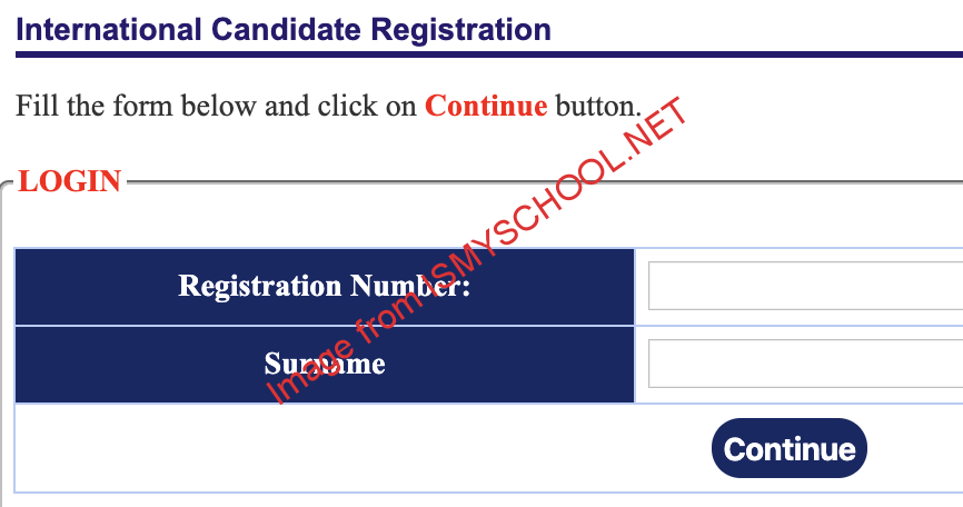unilorin international student portal