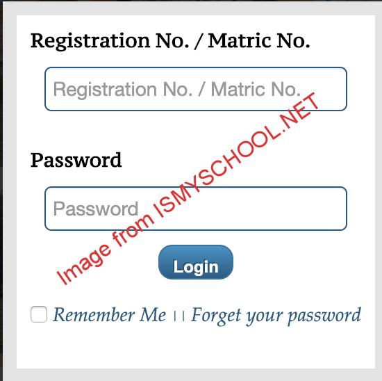 unilorin postgraduate portal login