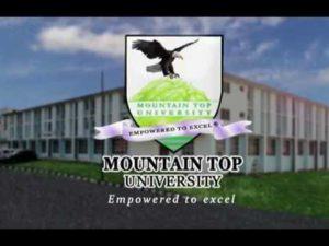 mountain top university logo